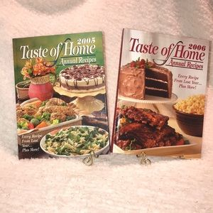 Other - Taste of Home 2005 & 2006